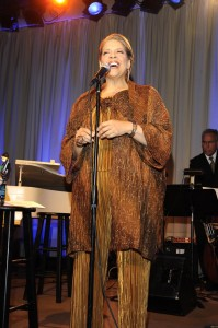 Singer Patti Austin