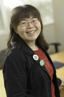 Mary Wu, kidney transplant recipient and organ donor advocate