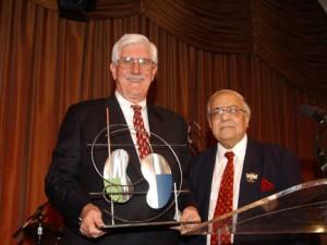 Drs. Richard Glassock and Shaul Massry