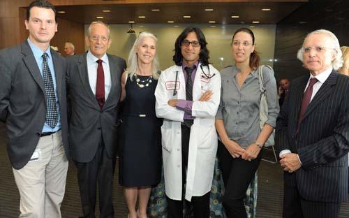 Dr. Janos Peti-Peterdi, Ken Kleinberg, Dr. Alicia McDonough, Dr. Yasir Qazi, Dr. Laura Perin