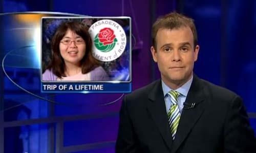 Kidney transplant recipient Mary Wu news interview