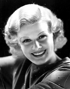 Jean Harlow publicity photo
