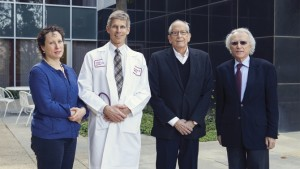 USC/UKRO Kidney Research Center researchers and founder