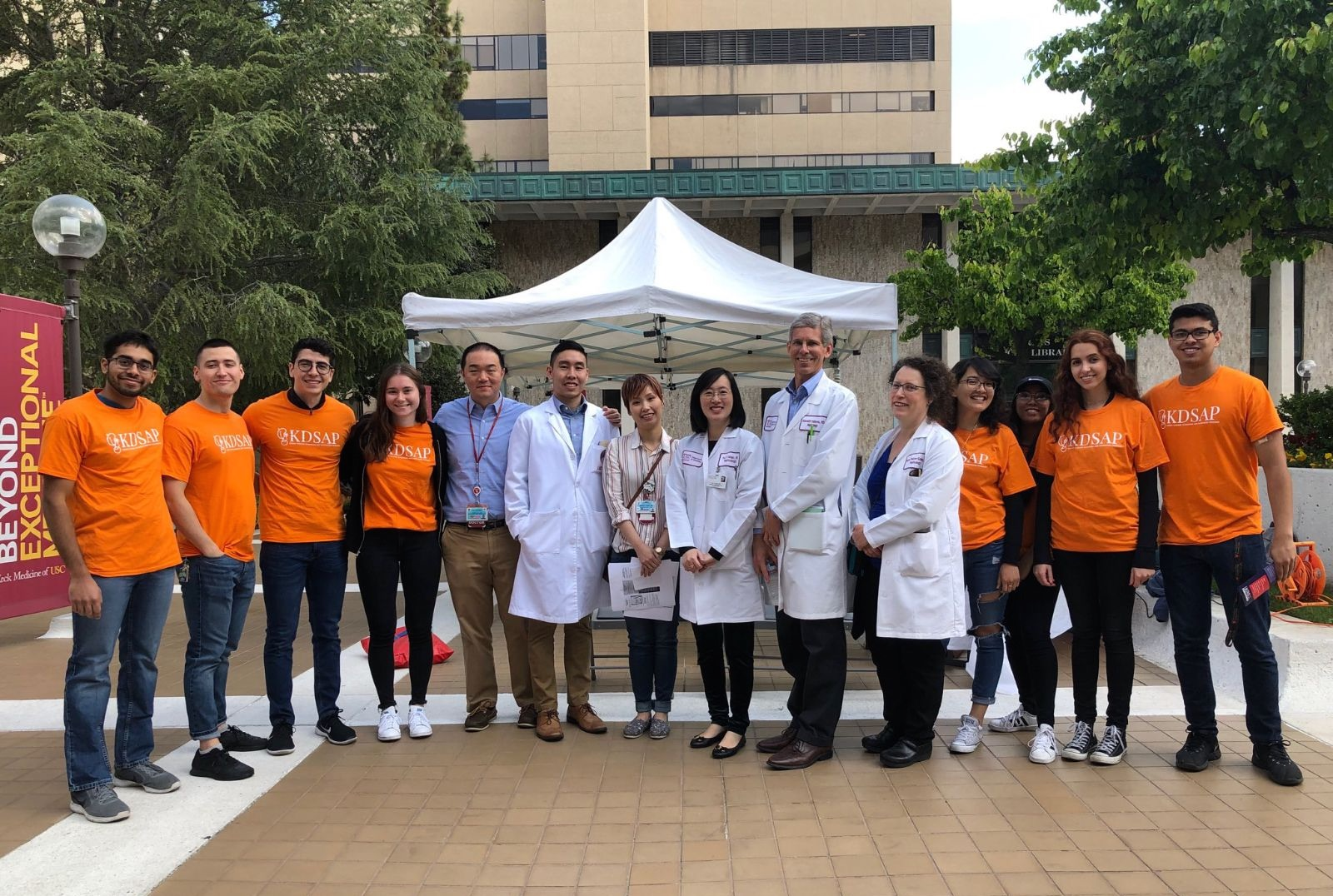Keck School of Medicine of USC Hosts World Kidney Day Health